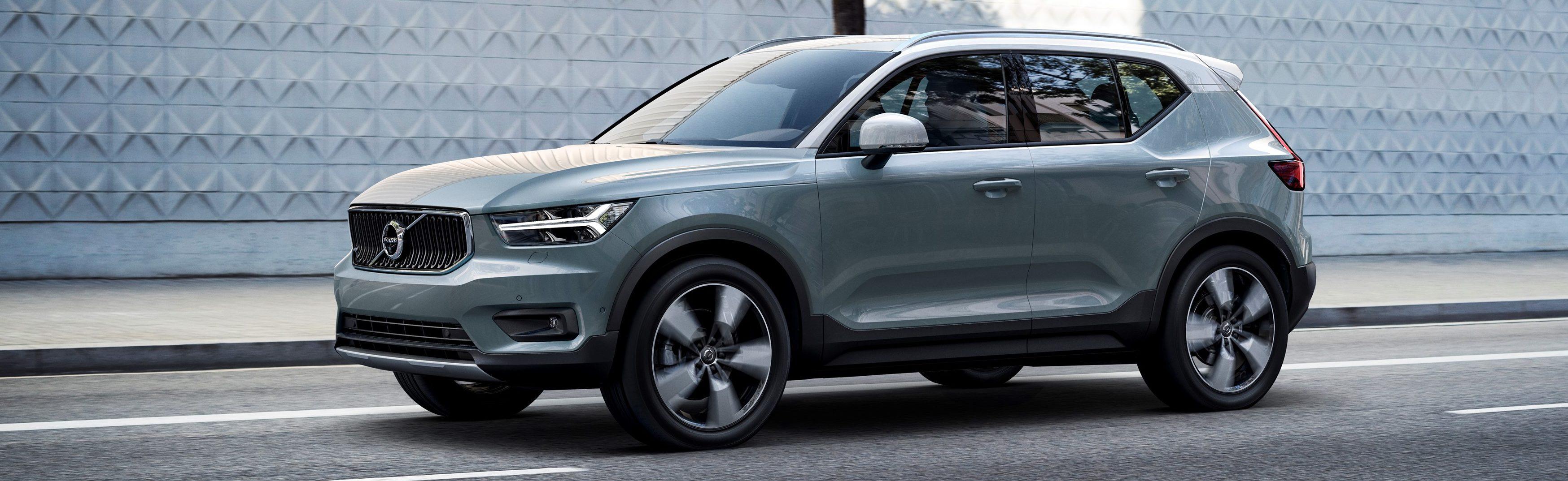 Volvo Xc40 2017 Preise Motoren Amp Verkaufsstart Carwow